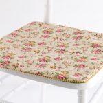 подушки для сидения на стуле идеи виды