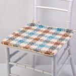 подушки для сидения на стуле виды дизайна
