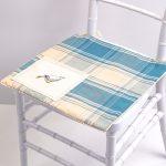 подушки для сидения на стуле виды декора