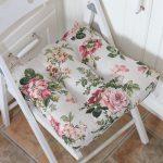 подушки для сидения на стуле фото