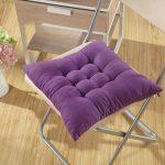 подушки для сидения на стуле идеи