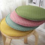 подушки для сидения на стуле идеи дизайна