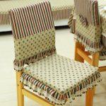 подушки для сидения на стуле декор