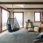 подвесное кресло декор фото