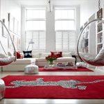подвесное кресло идеи декор