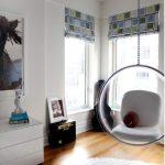 подвесное кресло виды декора