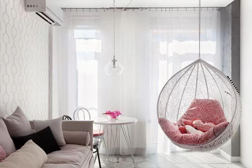 подвесное кресло дизайн идеи