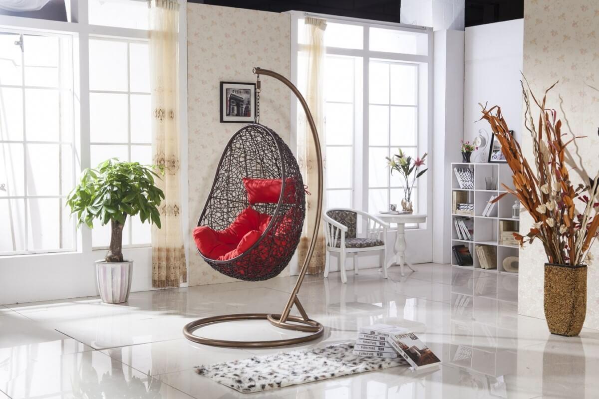 подвесное кресло дизайн