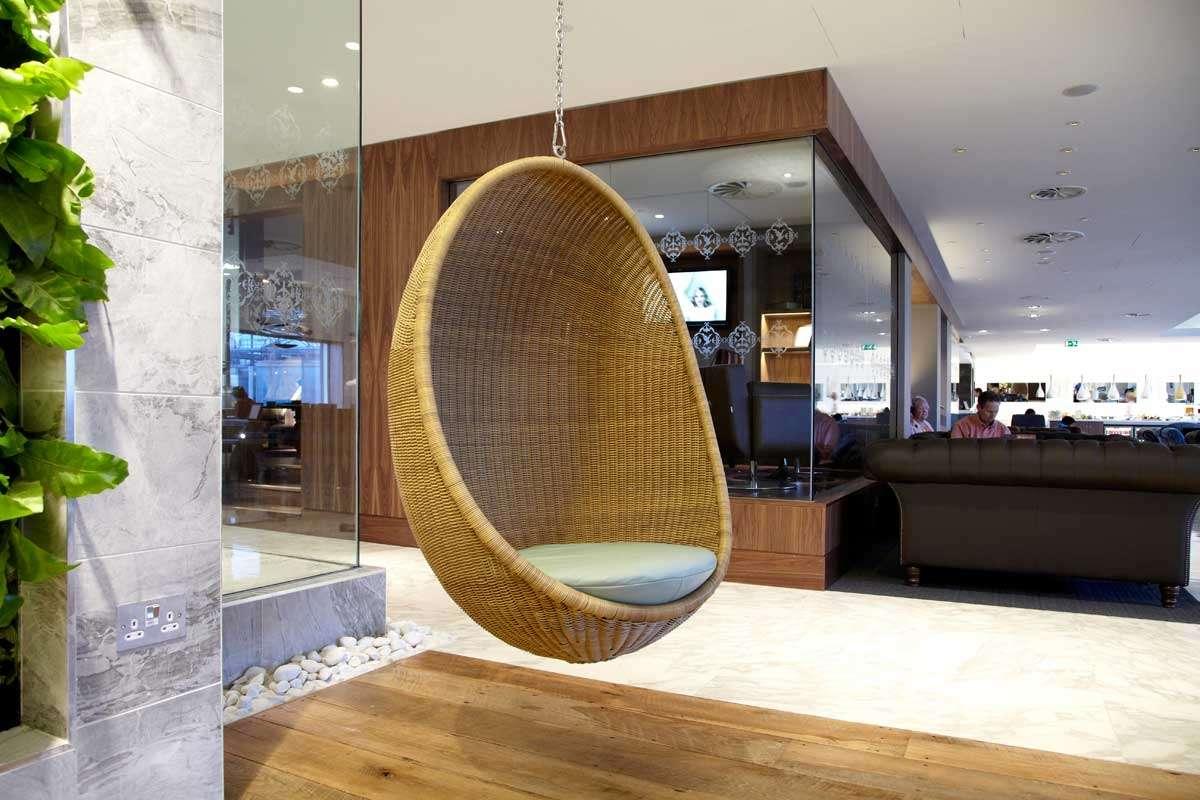 подвесное кресло фото дизайн
