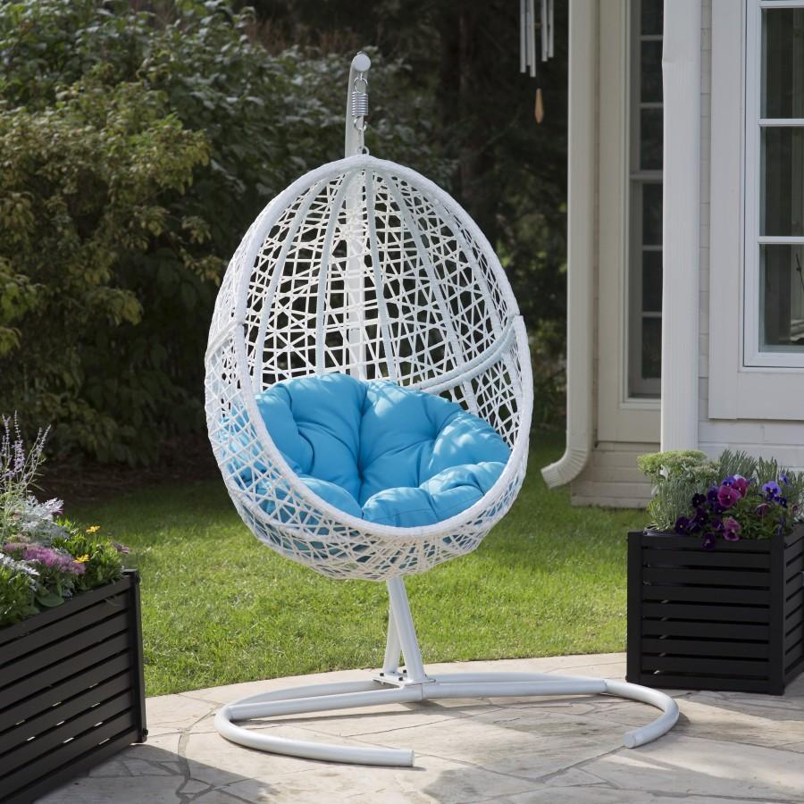 подвесное кресло яйцо