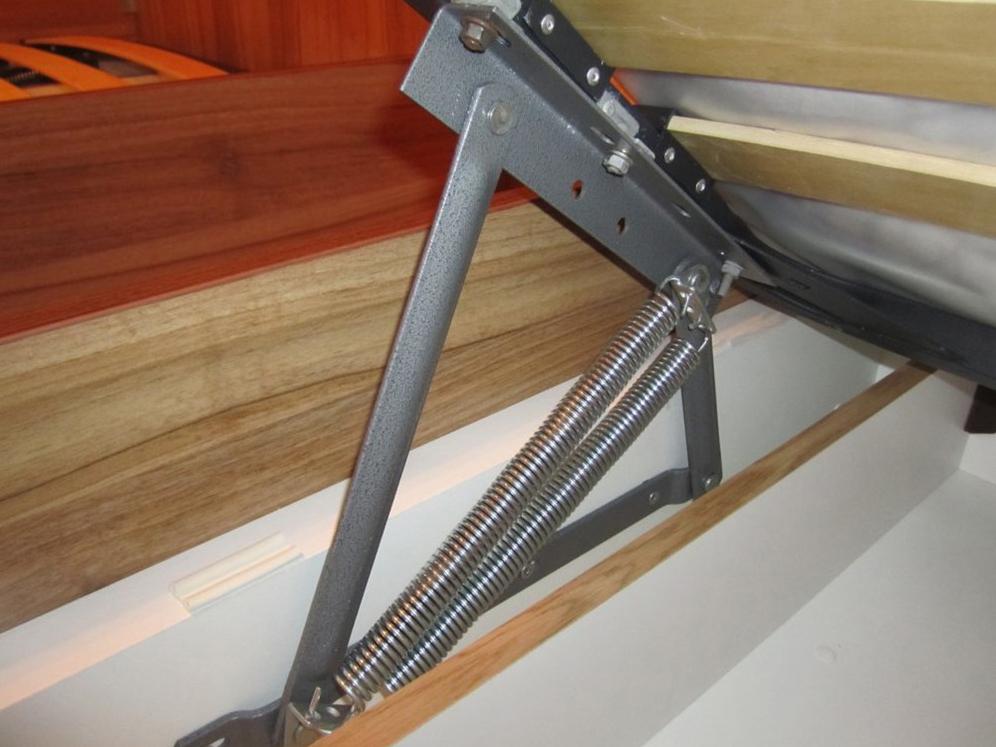 подъёмный механизм для кровати на пружинах