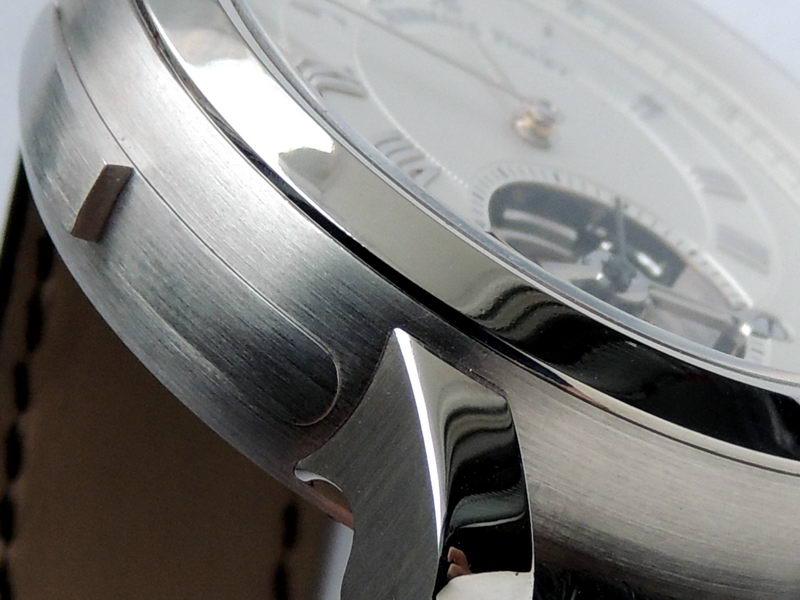 полировка стальных часов