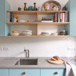 полки для кухни идеи дизайн