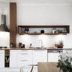полки для кухни декор идеи