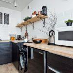 полки для кухни идеи декор