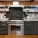 полки для кухни интерьер фото