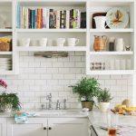 полки для кухни идеи интерьера