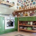 полки для кухни фото виды