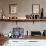 полки для кухни виды идеи