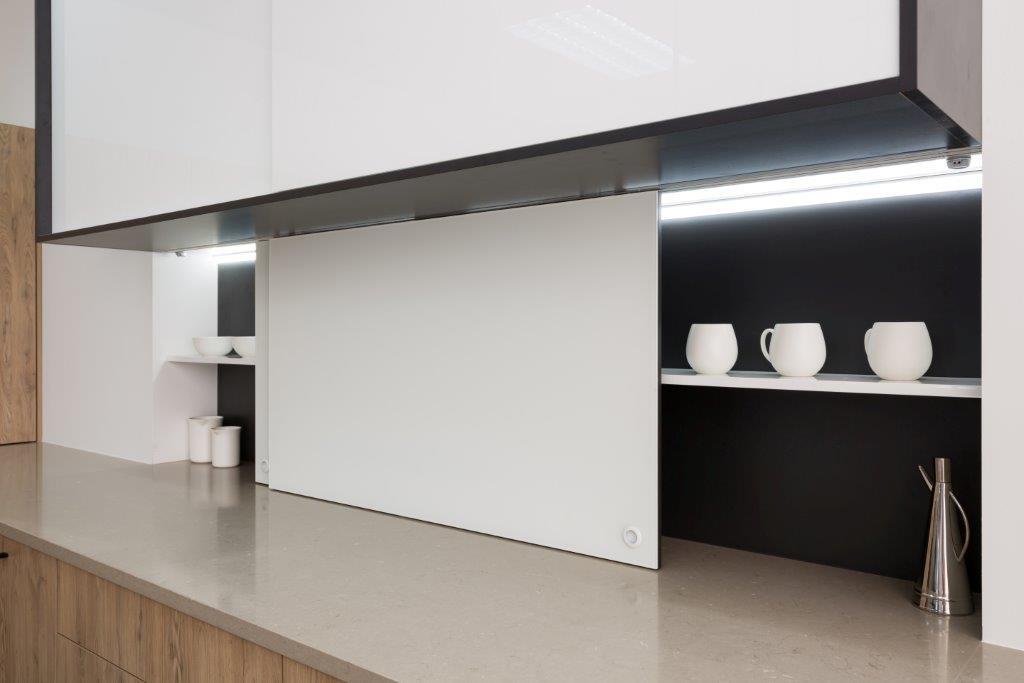 полки для кухни скрытые