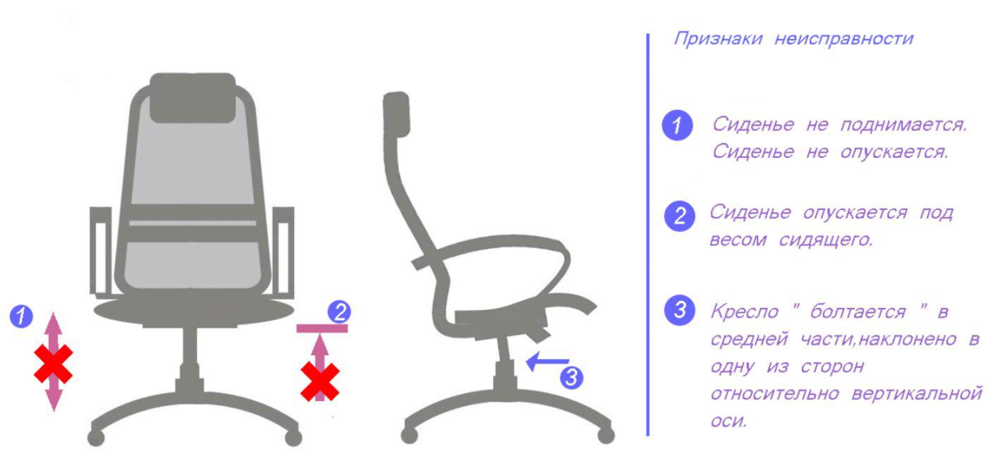 настройки офисной мебели