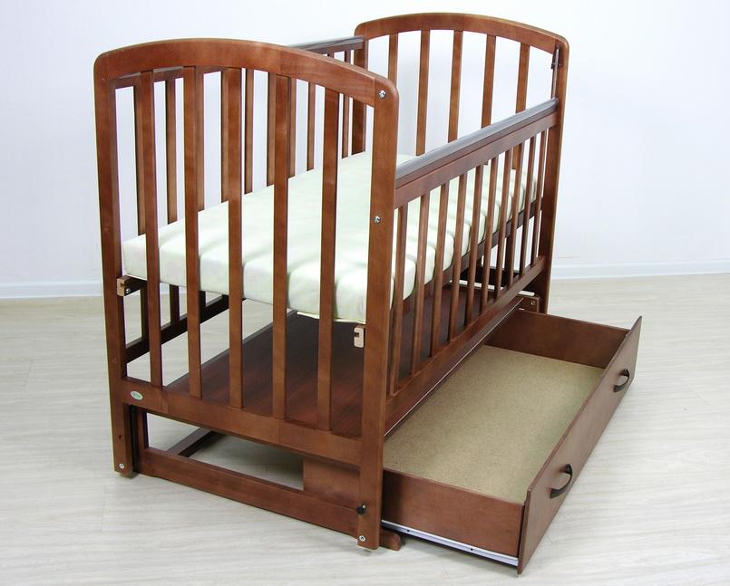 порядок сборки кроватки с маятником