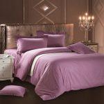 постельное белье лиловое