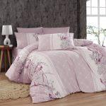 постельное белье розовое