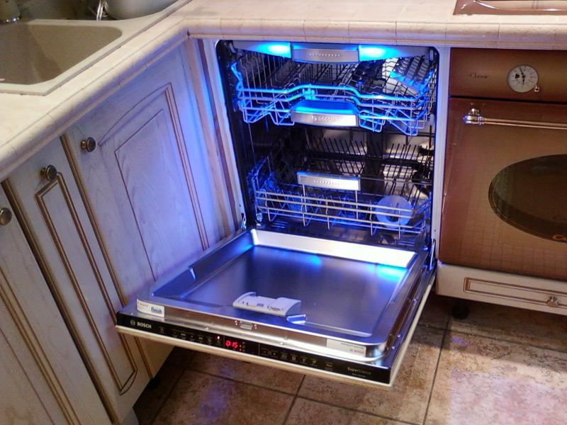 посудомоечная машина встроенная в гарнитур