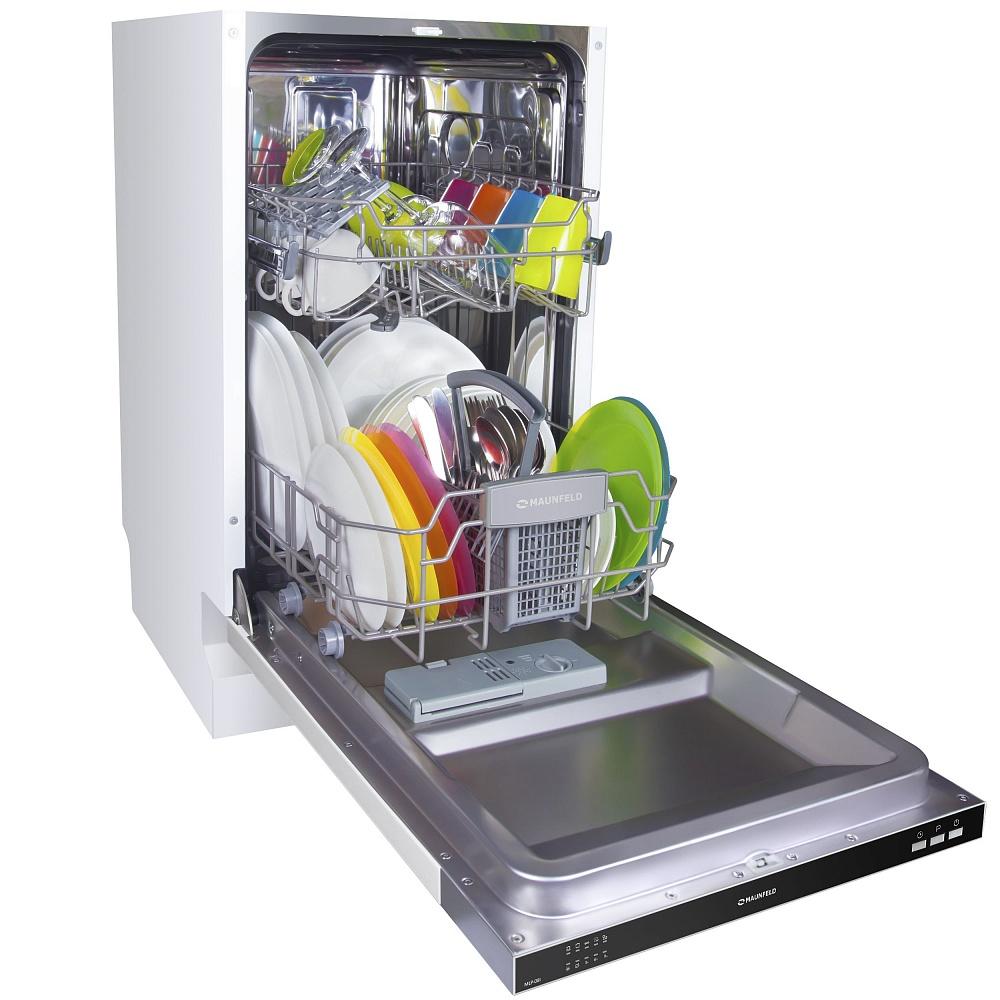 стоит вода в посудомоечной машине