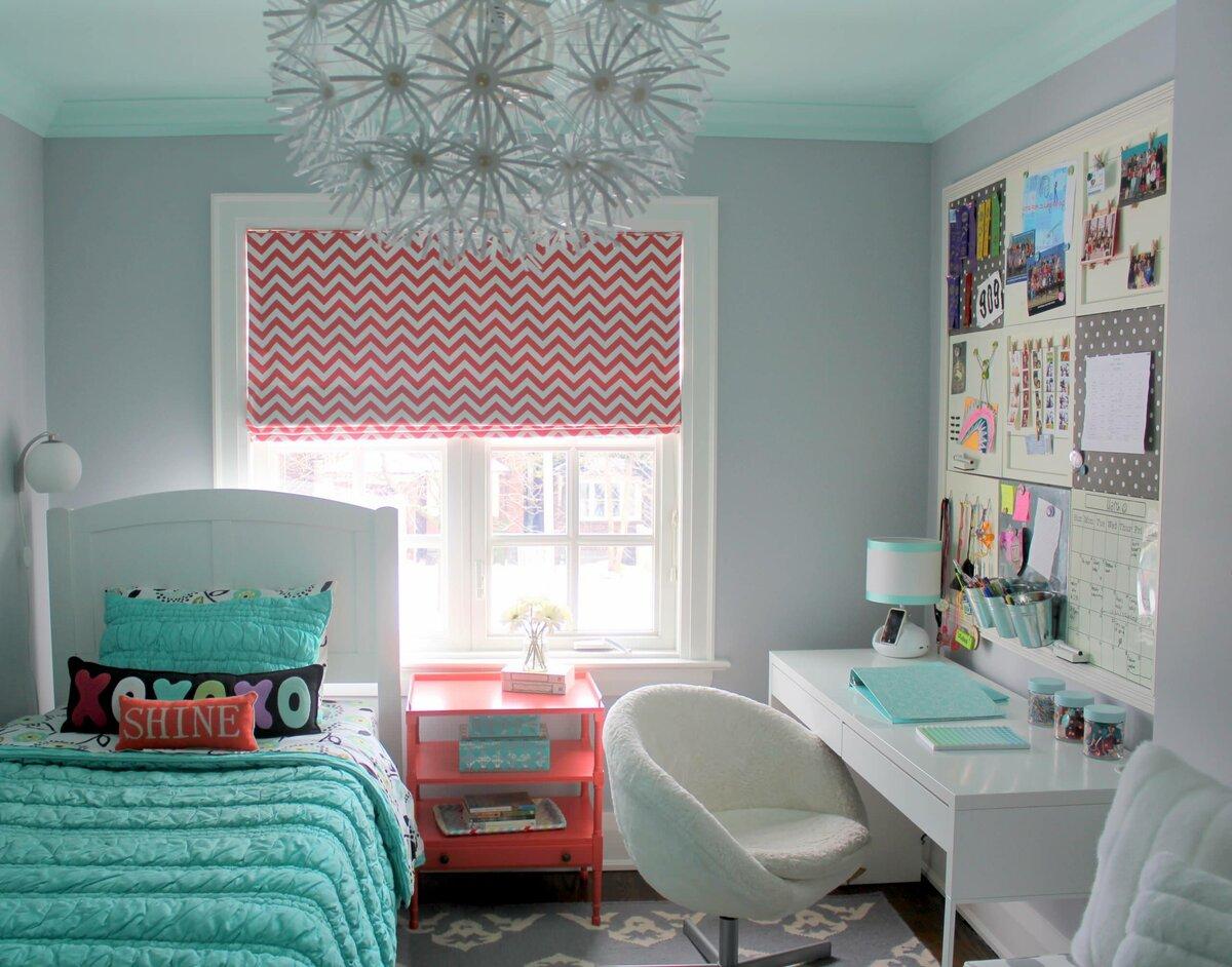 выбор мебели для маленькой комнаты