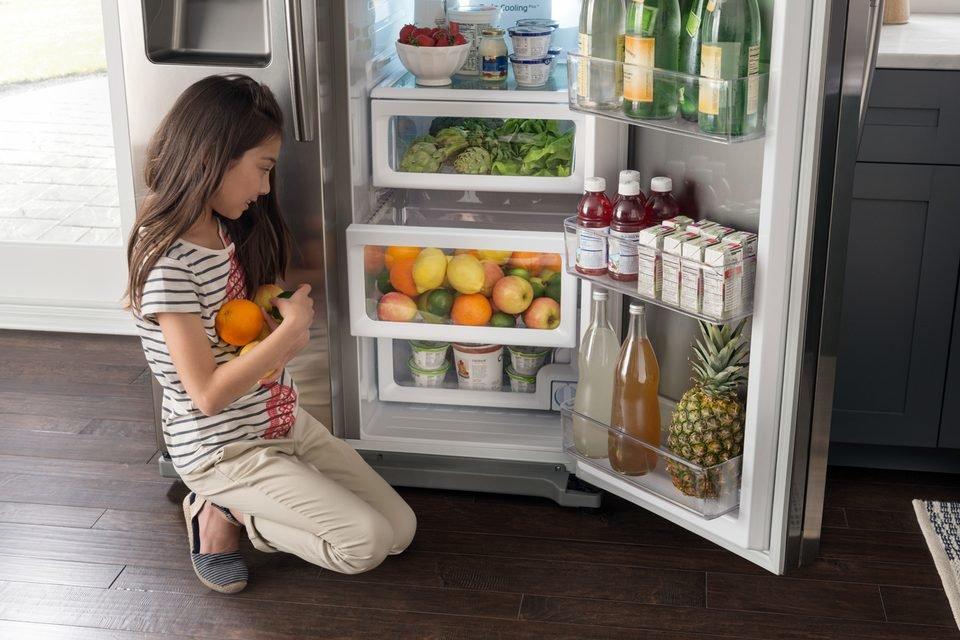 правильное хранение овощей и фруктов