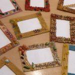 рамка для фото своими руками идеи декор