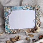 рамка для фото своими руками фото
