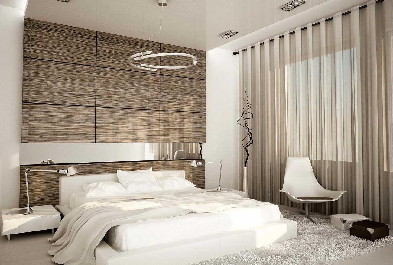 кровать в восточной зоне