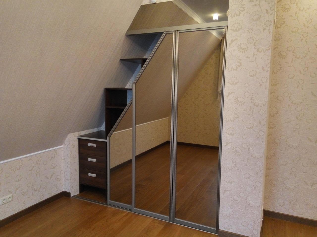 монорельсовая система шкафа