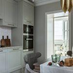 кухонная мебель высокая