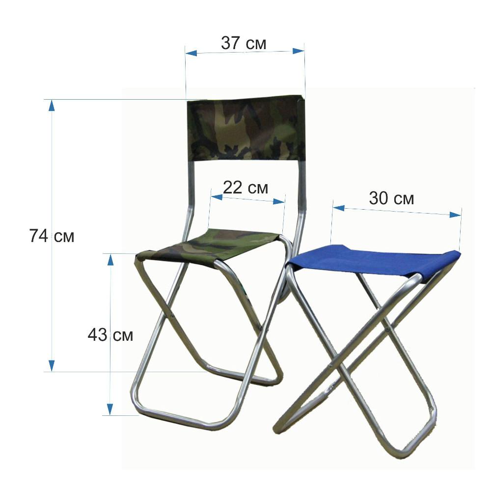 размеры стульев