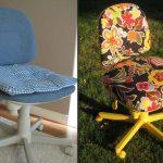 реставрация кресел и стульев декор идеи