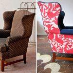 реставрация кресел и стульев оформление идеи