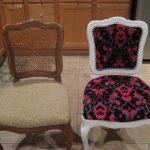 реставрация кресел и стульев фото вариантов