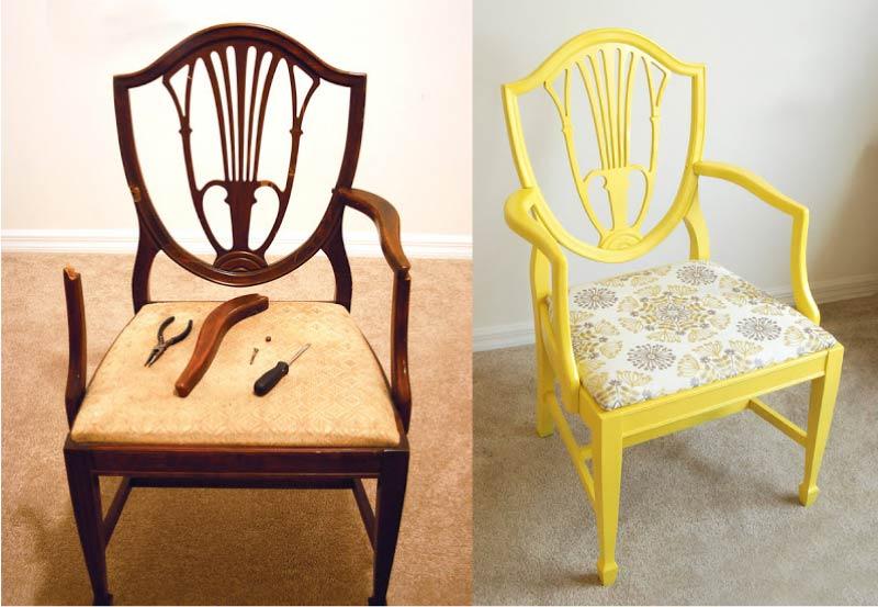 как отреставрировать старые кресла картинки было