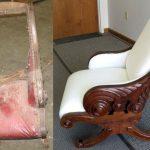 реставрация кресел и стульев виды идеи