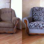 реставрация кресел и стульев идеи виды