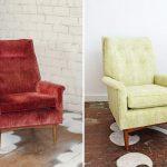 реставрация кресел и стульев обзор идеи