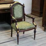 реставрация кресел и стульев виды декора