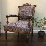 реставрация кресел и стульев