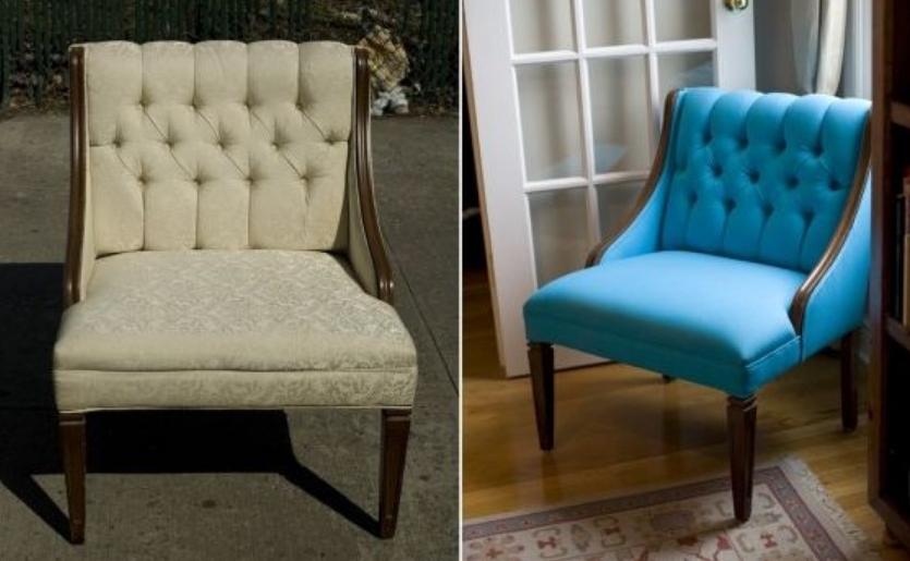 реставрация кресла своими руками дизайн