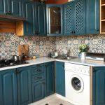 реставрация кухонного гарнитура декор фото