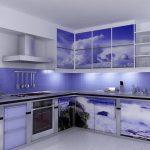 реставрация кухонного гарнитура интерьер